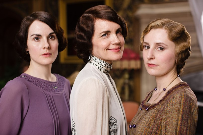 "Kadr z filmu ""Downton Abbey"", fot. Everett Collection /East News"