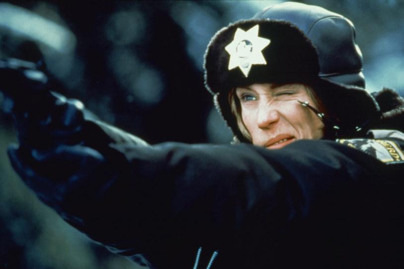 "Kadr z filmu ""Fargo"". /AKPA"