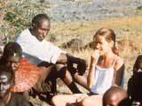 """Kadr z filmu """"Gdzieś w Afryce"""" /"""