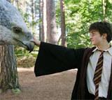 """Kadr z filmu """"Harry Potter i więzień Azkabanu"""" /"""