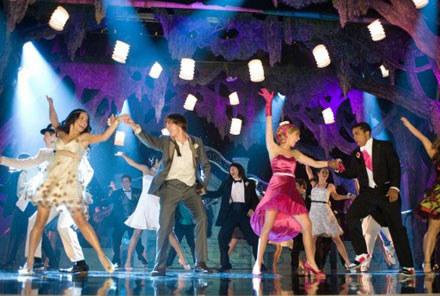 """Kadr z filmu """"High School Musical 3"""" /materiały dystrybutora"""