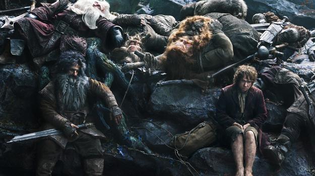 """Kadr z filmu """"Hobbit: Niezwykła podróż"""" /materiały dystrybutora"""