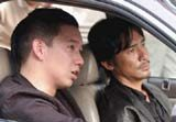 "Kadr z filmu ""Infernal Affairs"" /"