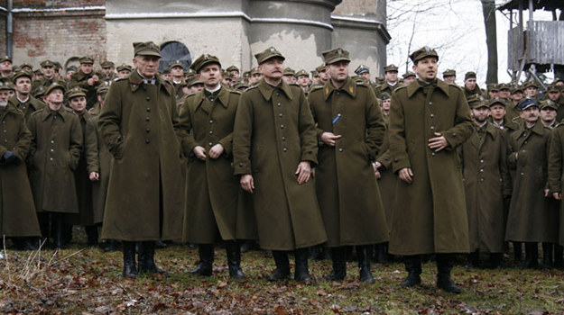 """Kadr z filmu """"Katyń"""" /materiały dystrybutora"""