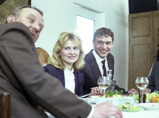 """Kadr z filmu """"Kogel Mogel"""" /Jacek Mierosławski  /East News"""