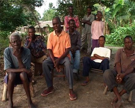 """Kadr z filmu """"Kongo na bis"""" /"""