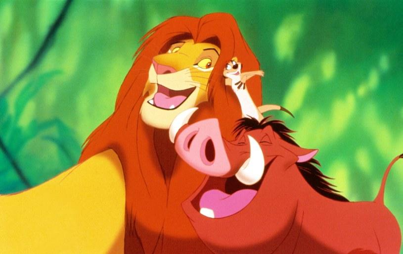 "Kadr z filmu ""Król lew"" /Walt Disney Co./Courtesy Everett Collection /East News"