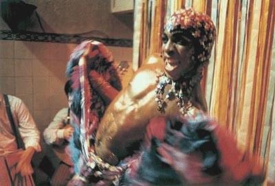 "Kadr z filmu ""Madame Sata /"