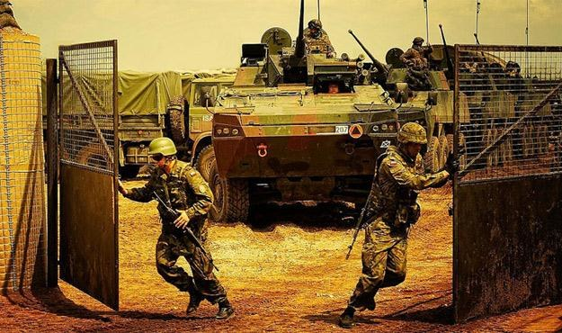 """Kadr z filmu """"Misja Afganistan"""" /materiały prasowe"""