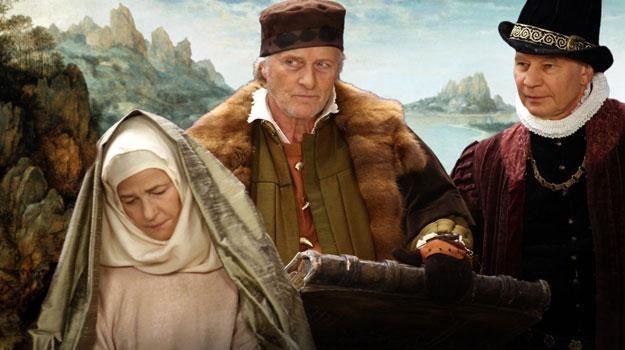 """Kadr z filmu """"Młyn i krzyż"""" /materiały dystrybutora"""