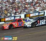 "Kadr z filmu ""NASCAR 3D"" /"
