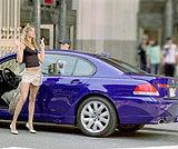 """Kadr z filmu """"New York Taxi"""" /"""