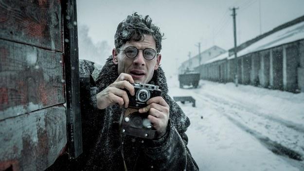 "Kadr z filmu ""Obywatel Jones"" /foto. Festiwal filmowy w Gdyni/Facebook /"