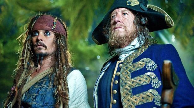 """Kadr z filmu """"Piraci z Karaibów: Na nieznanych wodach"""" /materiały dystrybutora"""