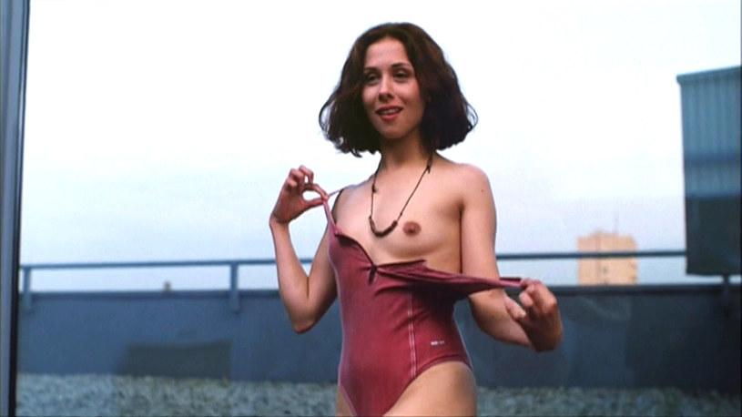 """Kadr z filmu """"Polowanie na czarownice"""". Na zdjęciu Jolanta Fraszyńska /materiały prasowe"""