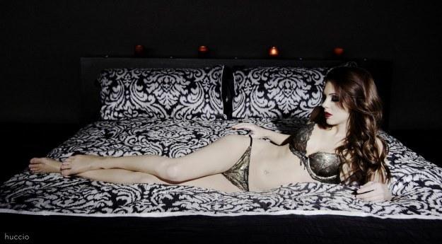 Kadr z filmu pornograficznego 4K firmy Huccio /materiały prasowe