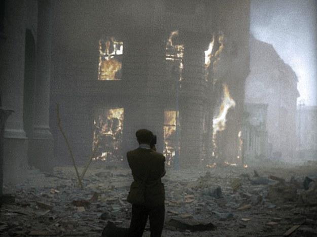 """Kadr z filmu """"Powstanie Warszawskie"""", zdjęcie ilustracyjne /materiały prasowe"""