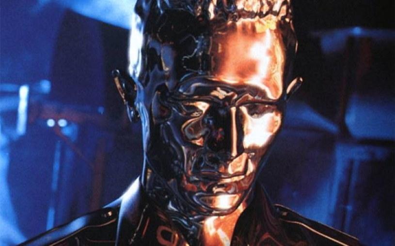 """Kadr z filmu pt.: """"Terminator 2: Dzień Sądu"""" /materiały prasowe"""