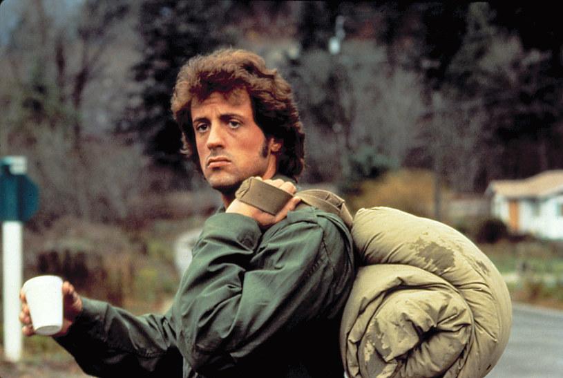 """Kadr z filmu """"Rambo: Pierwsza krew"""". /AKPA"""