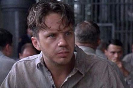 """Kadr z filmu """"Skazani na Shawshank"""" /"""