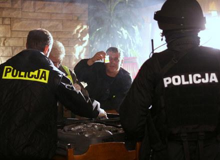 """Kadr z filmu """"Skorumpowani"""", fot. Małgorzata Iwanicka/Forum Film /materiały dystrybutora"""