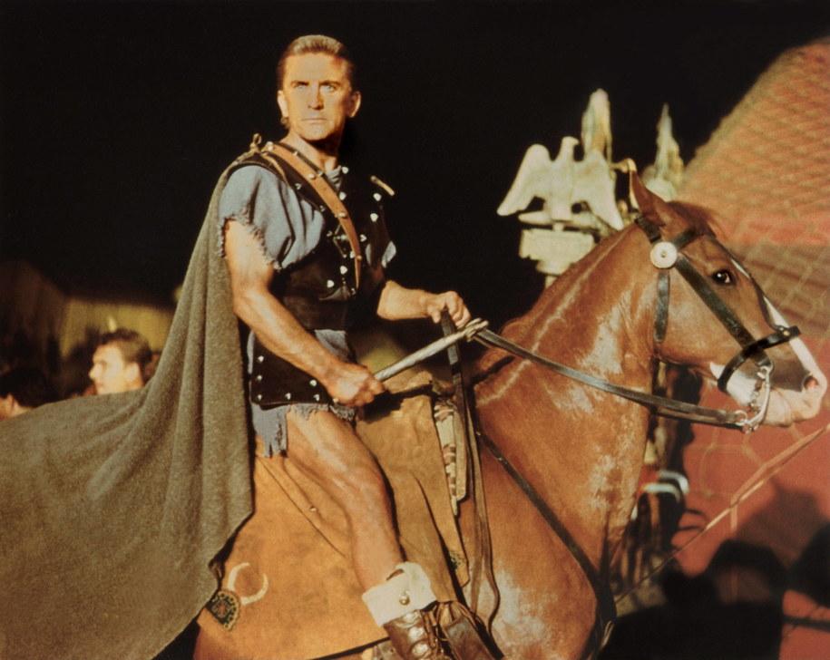 """Kadr z filmu """"Spartacus"""" /DPA /PAP"""
