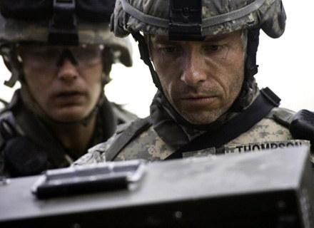 """Kadr z filmu """"The Hurt Locker. W pułapce wojny"""" /materiały dystrybutora"""