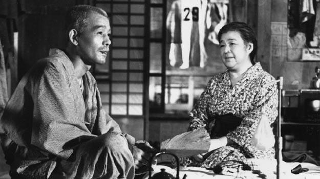 """Kadr z filmu """"Tokijska opowieść"""" /materiały prasowe"""