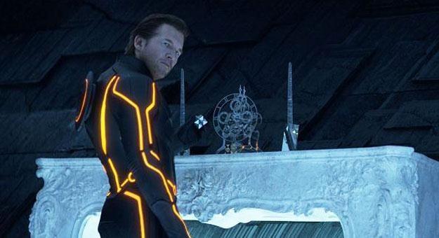"""Kadr z filmu """"Tron: Dziedzictwo 3D"""" /materiały dystrybutora"""