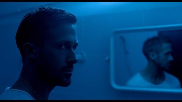"""Kadr z filmu """"Tylko Bóg wybacza"""" /CANNES FILM FESTIVAL   /PAP/EPA"""