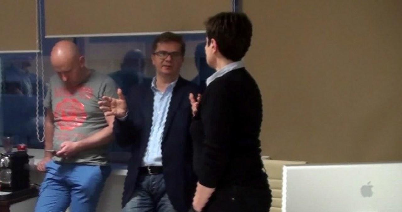 Kadr z filmu udostępnionego przez prokuraturę