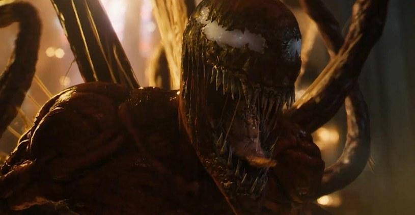 """Kadr z filmu """"Venom 2: Carnage"""" /materiały prasowe"""