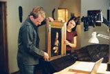 """Kadr z filmu """"Vinci"""" /"""
