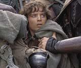 """Kadr z filmu """"Władca Pierścieni: Dwie Wieże"""" /"""