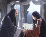 """Kadr z filmu """"Władca Pierścieni: Powrót Króla"""" /"""