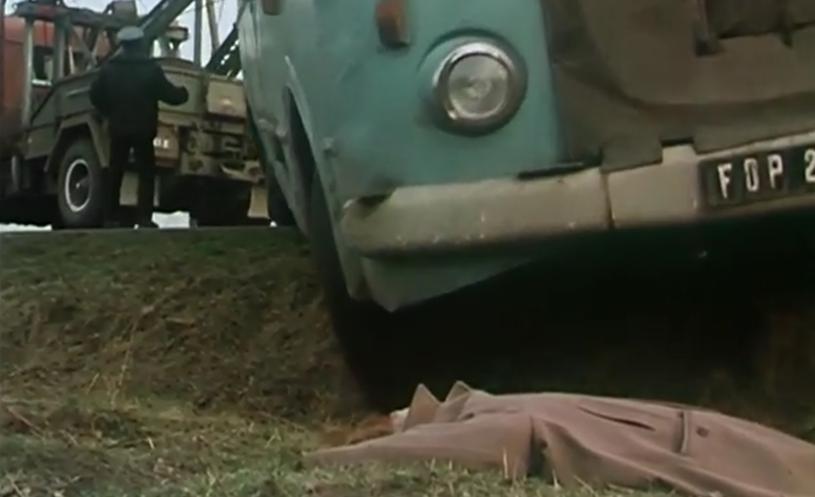 """Kadr z filmu """"Zmowa"""". 1988, reż. Janusz Petelski /materiały prasowe"""