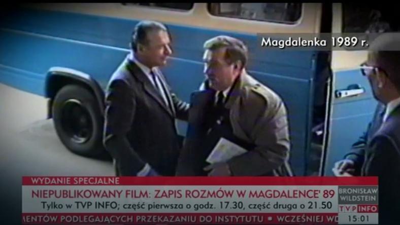 Kadr z filmu /TVP Info