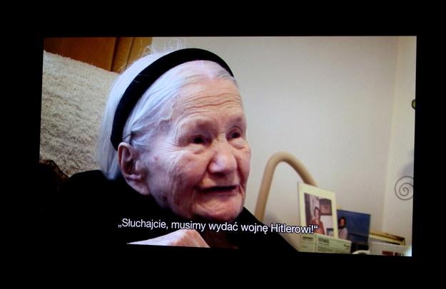 Kadr z filmu /PAP/Tomasz Gzell /PAP