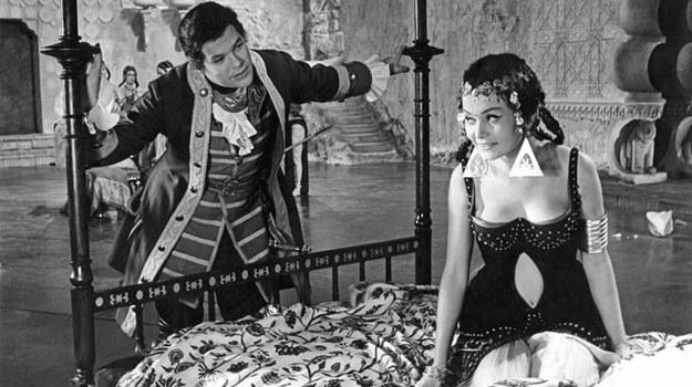 """Kadr z jednego z najwybitniejszych filmów Hasa - """"Rękopisu znalezionego w Saragossie"""" /"""