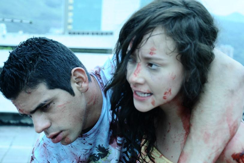 """Kadr z kolumbijskiego thrillera """"180 sekund"""" /materiały prasowe"""