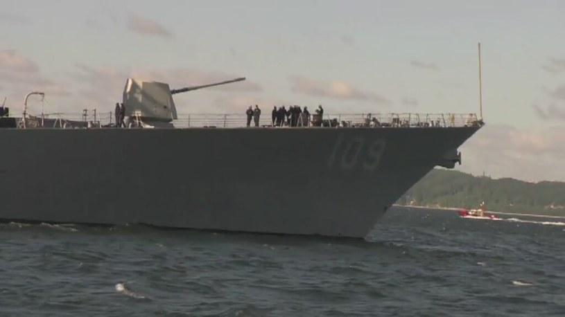 Kadr z materiału wideo /TVN24/x-news