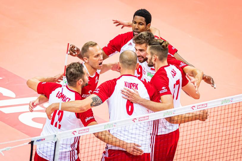 Kadr z meczu Polska - Niemcy /KACPER KIRKLEWSKI / 400mm.pl /Newspix