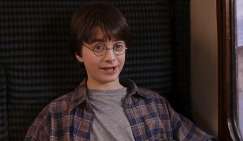 Kadr z pierwszej części filmu o Harrym Potterze /DutchHPfan1992 /YouTube