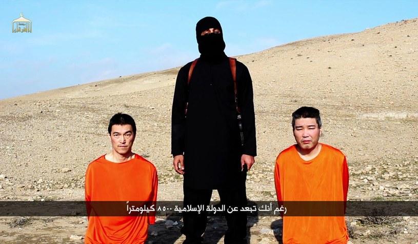 Kadr z poprzedniego nagrania /AFP