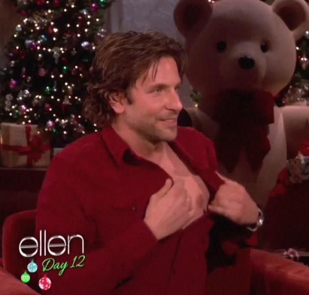 Kadr z programu Ellen DeGeneres /East News