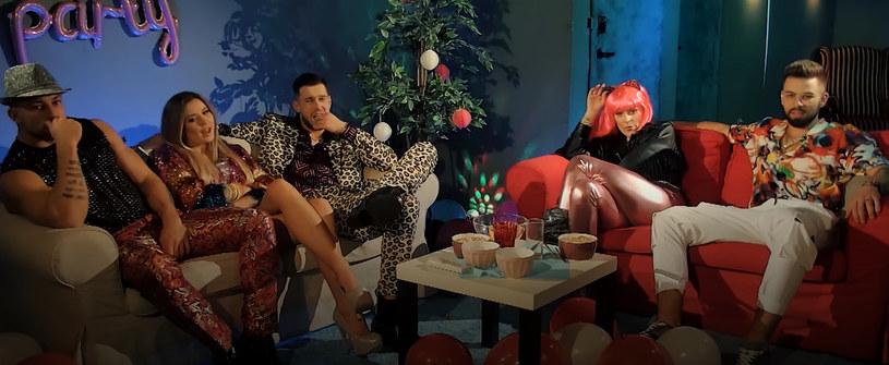 "Kadr z programu ""House Party. Domówka"" /Polsat"