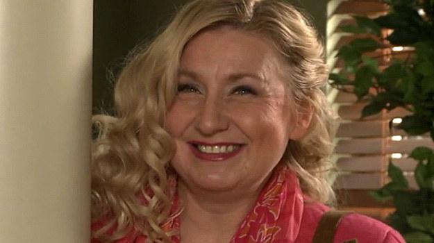 """Kadr z serialu """"Bożenka"""" /TVN"""