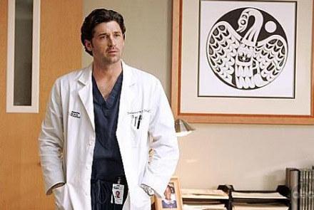 """Kadr z serialu """"Chirurdzy"""" /"""