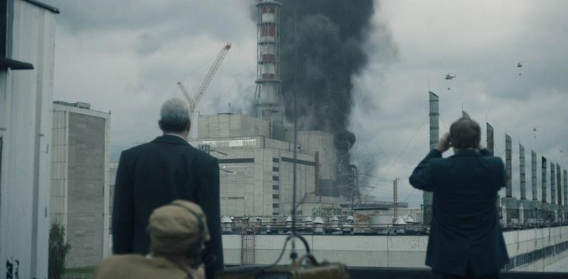 Kadr z serialu HBO /materiały prasowe