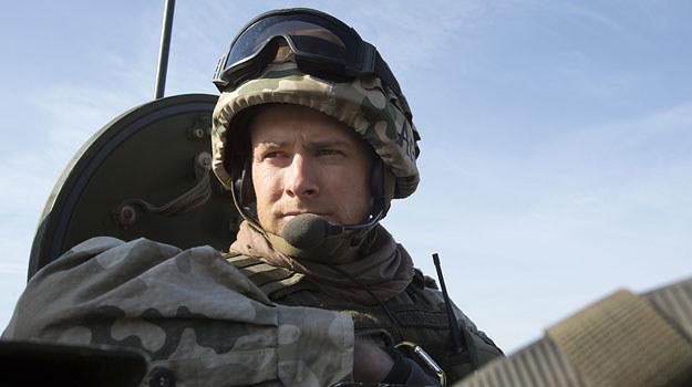"""Kadr z serialu """"Misja: Afganistan"""" /Canal+"""